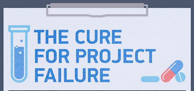 cure project management failure pmp software