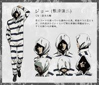 เนซึ โจจิ (Nezu Joji) @ โรงเรียนคุกนรก Kangoku Gakuen / Prison School
