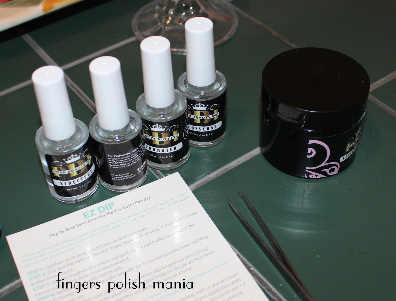 fingers polish mania: NexGen or EZ Dip Nails????