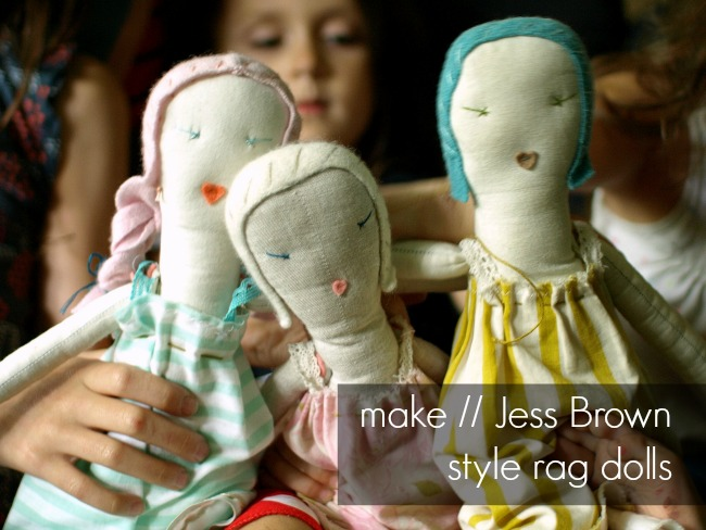 This Little Miggy || Rag Doll Tutorial