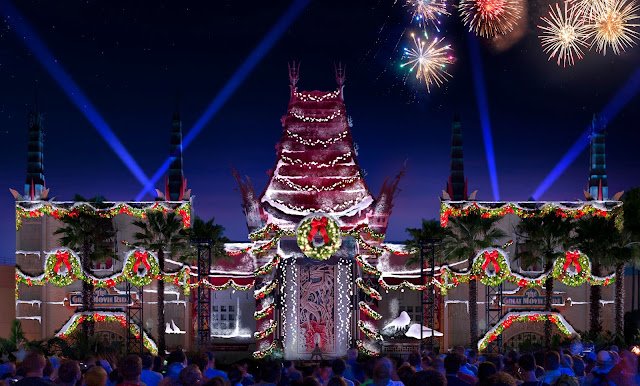 disney hollywood studios holiday 2016 jingle bell jingle bam