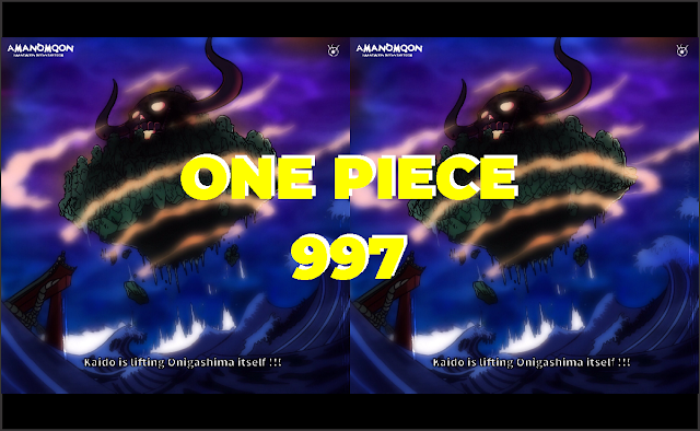 Review Manga One Piece Chapter 997