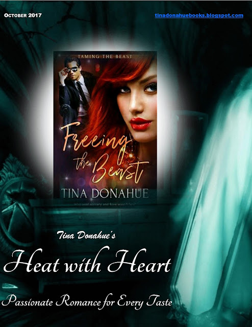Hot off the presses – passionate romance for every taste #TinaDonahueBooks #Newsletter