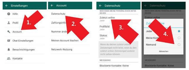 Wie Schützt Man Seine Privatsphäre Auf Whatsapp Online
