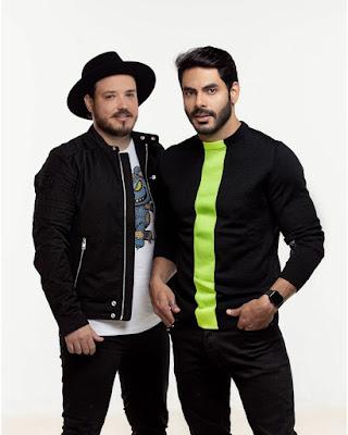 É hit! Israel e Rodolffo emplacam 'Batom de Cereja' no top 2 do Spotify Brasil