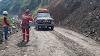 Cae camión a un barranco y deja un fallecido y cuatro heridos en  Yungas