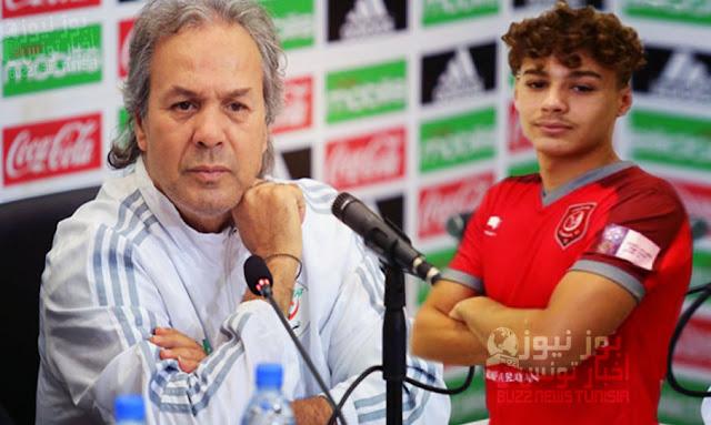 إبن رابح ماجر يختار تمثيل منتخب قطر