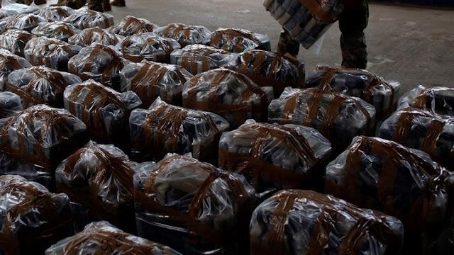 Καραϊβική: Το φορτηγό πλοίο που μετέφερε ανανάδες έκρυβε 2 τόνους κοκαΐνη