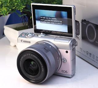 Canon EOS M100 Bekas