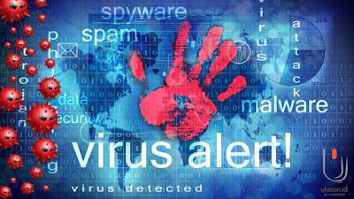 Tips Cara Lindungi Komputer Dari Serangan Virus