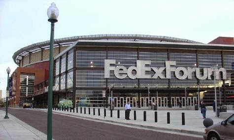 Memphis Grizzlies Tickets, Court Side Seats and Luxury Suites For Sale, FedEx Forum