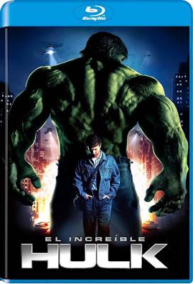 The Incredible Hulk [2008] [BD25] [Latino]