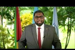Inilah Pidato Presiden Guyana, Mohamed Irfaan Ali Saat Berbicara di Debat Umum PBB ke 75