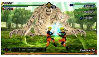 Naruto Kizuna Drive Offline for PSSPP High Compress Cso PPSSPP