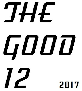 2017 The Good 12 logo