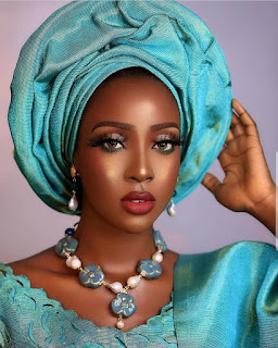 Gele styles for round face 2020