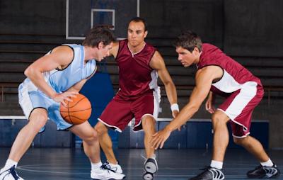 Teknik Dribble Bola Basket