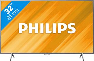 лучшая продажа led телевизор philips 32pfs6402