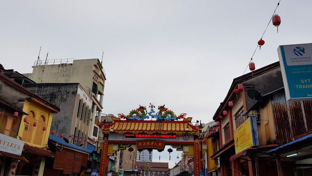 Hyeon's Travel Journal; Chinatown Market Terengganu