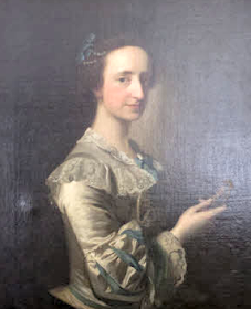 Fanny Boscawen by Allan Ramsay (1749)  © Croome Park NT/Lionel Matthews