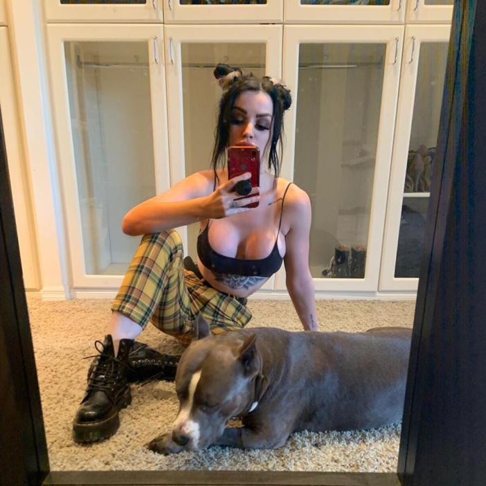 Saraya Bevis aka Paige Hot Photo 1