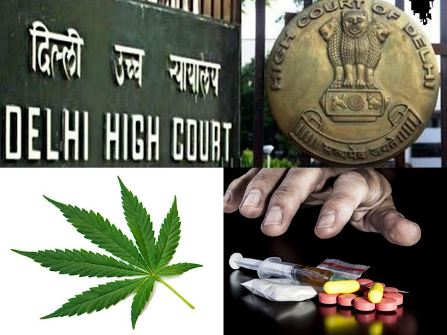 The plea in Delhi HC to decriminalize Cannabis in India.