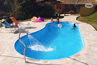 piscina Fiber garantia