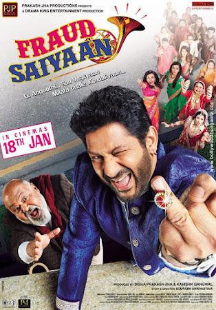 Fraud Saiyaan (2019) Movie Poster