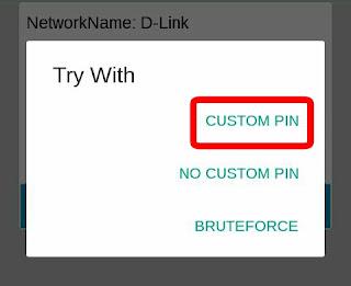 hack WiFi using AndroDumpper app