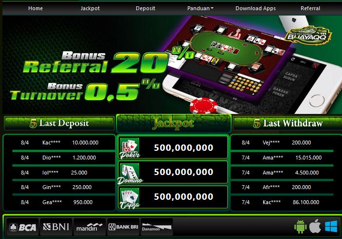 Situs Poker Online Terpopuler Di Indonesia Yang Wajib Jadi Pilihan