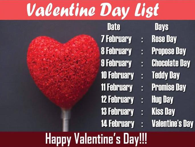 Maksud Sebenar Di Sebalik Hari Valentine's Day