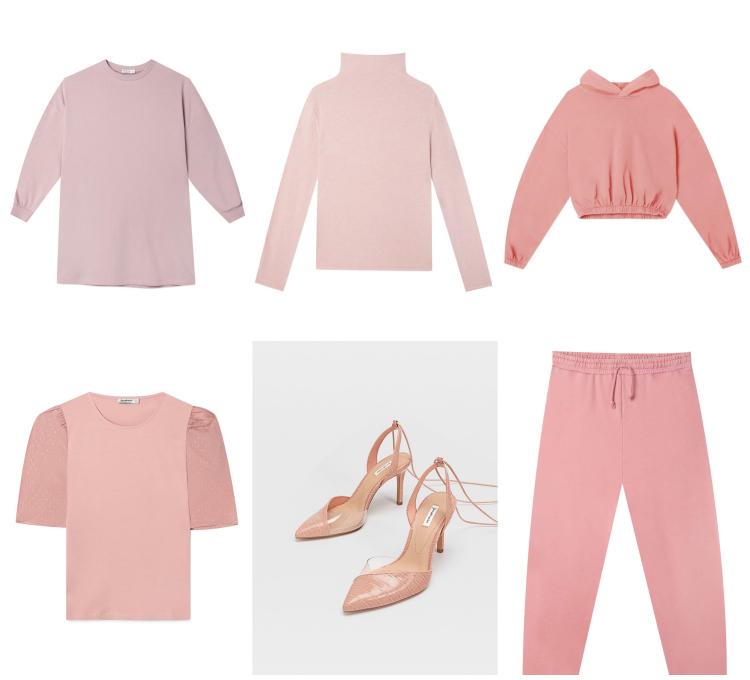 Soft Pink Shopping