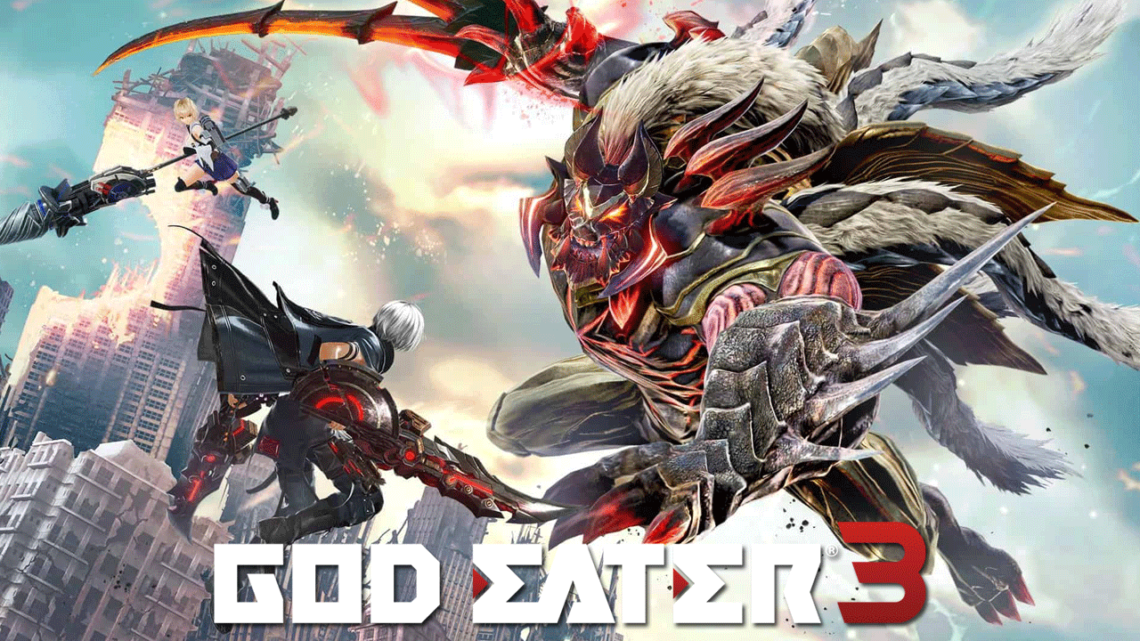 God Eater 3 Free Download