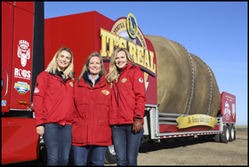 The Big Idaho Potato Tater Team