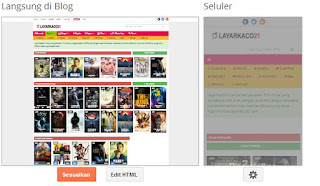Download Template LK21 V1.7 Gratis untuk Web Download Film