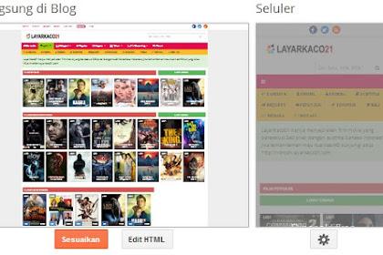 Download Template LK21 V1.7 Gratis untuk Web Download Film