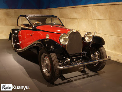 Keuntungan investasi mobil antik