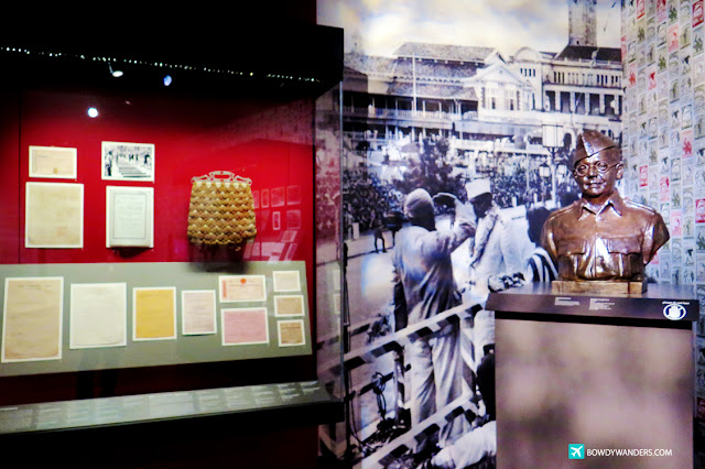 bowdywanders.com Singapore Travel Blog Philippines Photo :: Singapore :: Dive Into Singapore's Indian History: Newly Opened Indian Heritage Centre