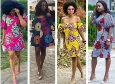 African dress, Ankara Dress, African wears, party outfit, chic dresses 2019