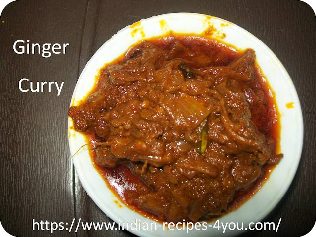Ginger Curry