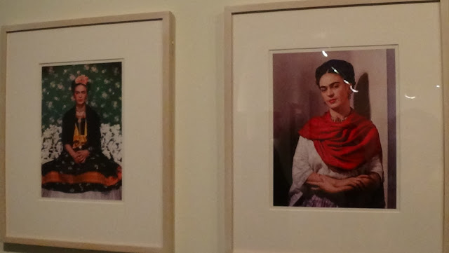 Exposição Frida Kahlo na Caixa Cultural em Brasília