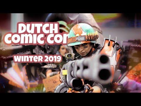 Cosplay desde la Dutch Comic Con Winter 2019