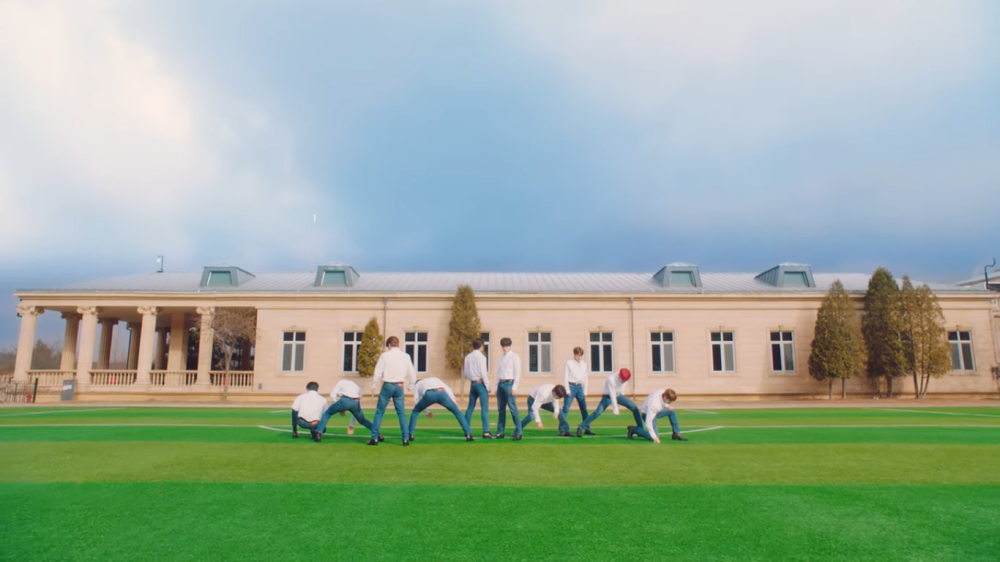Golden Child Becomes a Champion in Latest Music Video, 'Breathe'