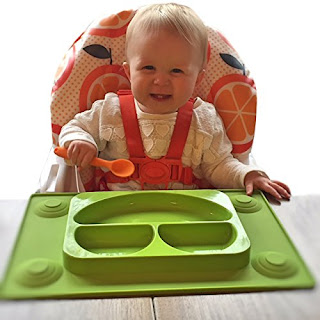 Tots R Us babe feeding set – EasyMat Kids Placemat £10.00 limited