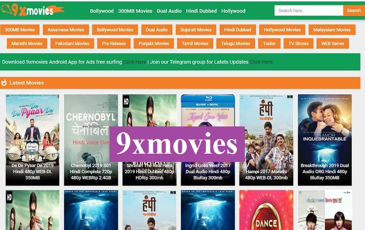 9xmovies | 9xmovie | 9xmovies.in | 9x movies 2019 Bollywood Movies Hindi Dubbed Download
