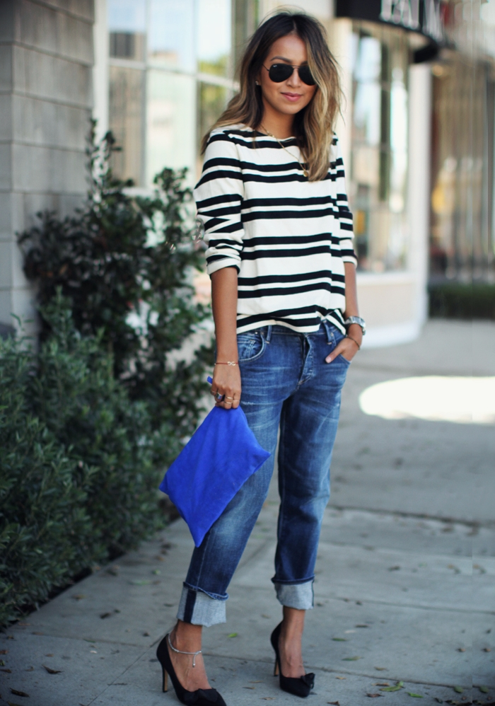 Sincerely Jules - Citizens of Humanity Jeans + Black Pumps