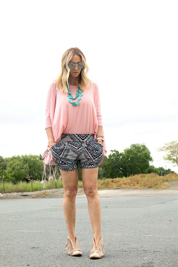 spring shorts style