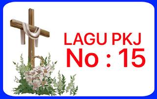 Lagu PKJ 15 Kusiapkan Hatiku, Tuhan