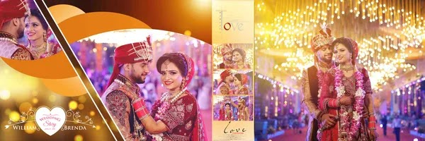 New DM Design 2021 for Indian Wedding Photo album and Photo book