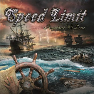 "Speed Limit - ""Step Out Of The Line"" (lyric video) from the album ""Anywhere We Dare"""